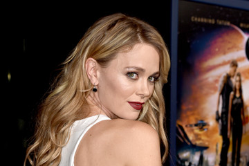 Katia Winter 'Jupiter Ascending' Premieres in Hollywood — Part 2