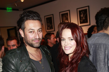 Katia Winter John Varvatos Celebrates His New Book