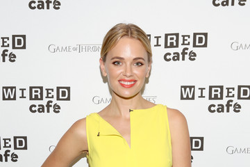 Katia Winter WIRED Cafe @ Comic Con - Day 3