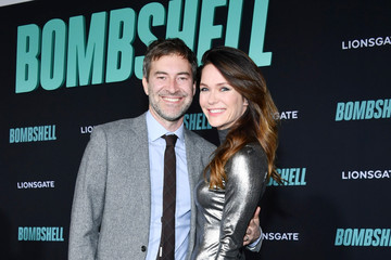 """Katie Aselton Special Screening Of Liongate's """"Bombshell"""" - Red Carpet"""