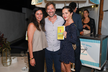 Katie Aselton June Diane Raphael Celebrates New Book 'Represent The Woman's Guide To Running For Office And Changing The World'