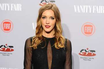 Katie Cassidy Vanity Fair Campaign Hollywood Young Hollywood Party