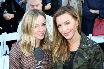 Katie Cassidy Rebecca Minkoff's 'See Now, Buy Now' Fashion Show in LA