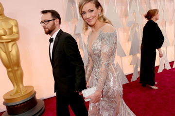 Katie Cassidy Arrivals at the 87th Annual Academy Awards — Part 2