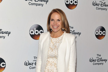 Katie Couric A Celebration of Barbara Walters Cocktail Reception