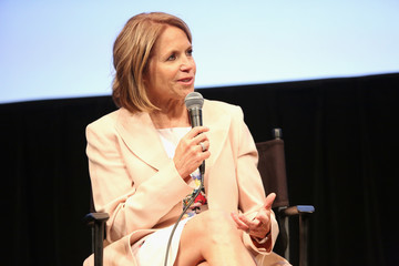 Katie Couric Under the Gun NY Premiere Event With Katie Couric & Stephanie Soechtig