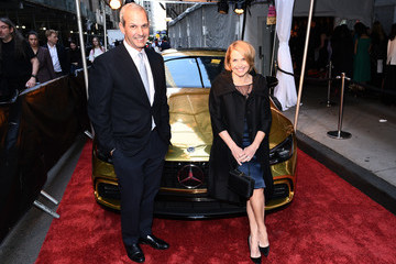 Katie Couric John Molner 78th Annual Peabody Awards Ceremony Sponsored By Mercedes-Benz - Red Carpet