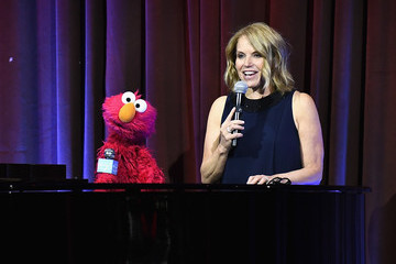 Katie Couric Sesame Workshop's 16th Annual Benefit Gala