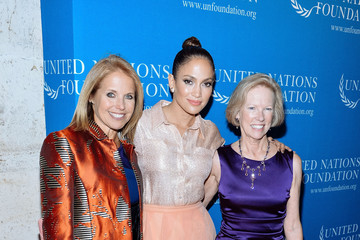 Katie Couric UN Foundation's Gender Equality Discussion