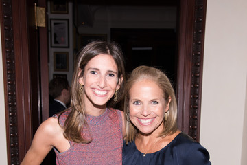 Katie Couric AOL MAKERS' Emmy Nomination at the Clocktower