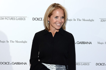Katie Couric 'Magic in the Moonlight' Premieres in NYC