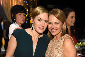 Katie Couric The 22nd Annual Screen Actors Guild Awards - Show