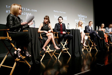 """Katie Couric New York Red Carpet & World Premiere Screening Of STARZ' """"Sweetbitter"""" At Tribeca Film Festival"""