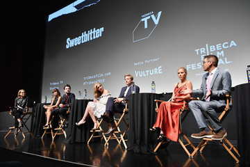 """Katie Couric """"Sweetbitter"""" - 2018 Tribeca Film Festival"""