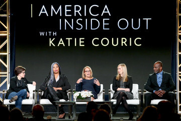 Katie Couric 2018 Winter TCA Tour - Day 10