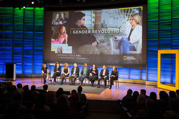 Katie Couric National Geographic Gender Revolution: A Journey With Katie Couric DC Event