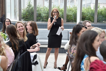 Katie Couric Glamour and L'Oreal Paris Celebrate 2017 College Women of the Year