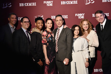 Katie Finneran 'Brockmire' Red Carpet Event - Arrivals
