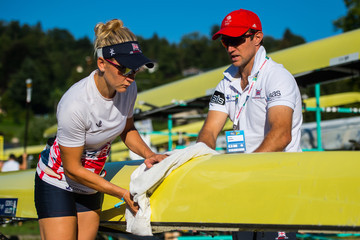 Katie Greves 2015 World Rowing Championships