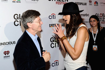 Katie Holmes 2014 Global Citizen Festival In Central Park To End Extreme Poverty By 2030 - VIP Lounge