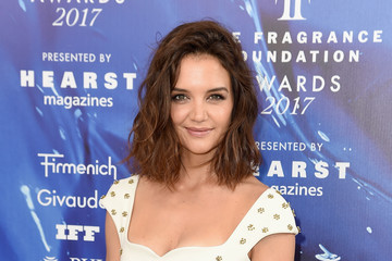 Katie Holmes 2017 Fragrance Foundation Awards Presented by Hearst Magazines - Arrivals