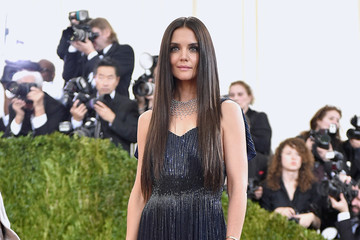 Katie Holmes 'Manus x Machina: Fashion in an Age of Technology' Costume Institute Gala