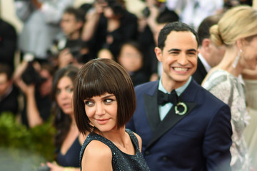 """Katie Holmes """"China: Through The Looking Glass"""" Costume Institute Benefit Gala"""