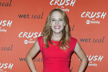 Katie Leclerc Arrivals at the Crush Launch