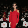 Katie-Lee Joel American Heart Association Go Red For Women Red Dress Collection 2015 Presented By Macy's At Mercedes-Benz Fashion Week - Front Row