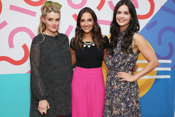 Katie Lee Brit + Co Kicks Off Experiential Pop-Up #CreateGood With Allison Williams and Daphne Oz
