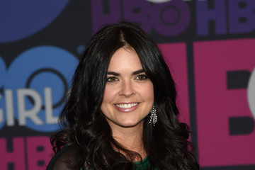 Katie Lee 'Girls' Season 4 Premiere in NYC