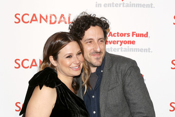 Katie Lowes The Actors Fund's 'Scandal' Finale Live Stage Reading