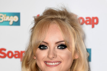 Katie McGlynn Inside Soap Awards - Red Carpet Arrivals