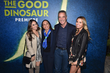 Katie Morris World Premiere of Disney-Pixar's 'The Good Dinosaur' at El Capitan Theatre