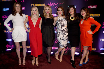 Katie O'brien Caitlin Barlow 'Younger' Season 2 and 'Teachers' Series Premiere