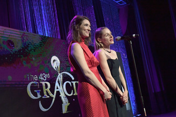 Katie O'brien The 43rd Annual Gracie Awards