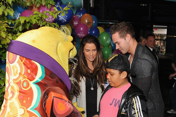 Katie Price Arrivals at the 'Epic' Screening in London