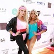 Katie Welch Cassie Scerbo Hosts 80's-Themed Birthday Fundraiser Benefiting Boo2Bullying