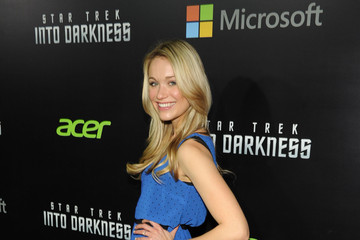 Katrina Bowden 'Star Trek Into Darkness' Screening in NYC