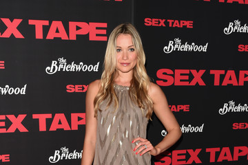 Katrina Bowden 'Sex Tape' Screening in NYC