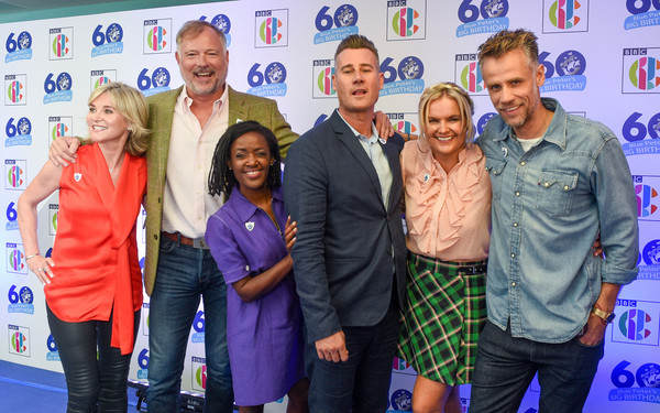 'Blue Peter Big Birthday' - Photocall