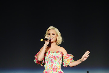 Katy Perry 6th Annual Capitol Congress Premieres New Music And Projects For Industry And Media