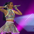 Katy Perry Performs in Perth