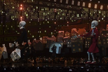 Katy Perry The BRIT Awards 2017 - Show