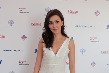 Katya Mtsitouridze Roskino Launch 1st Moscow Film Commission - The 70th Annual Cannes Film Festival