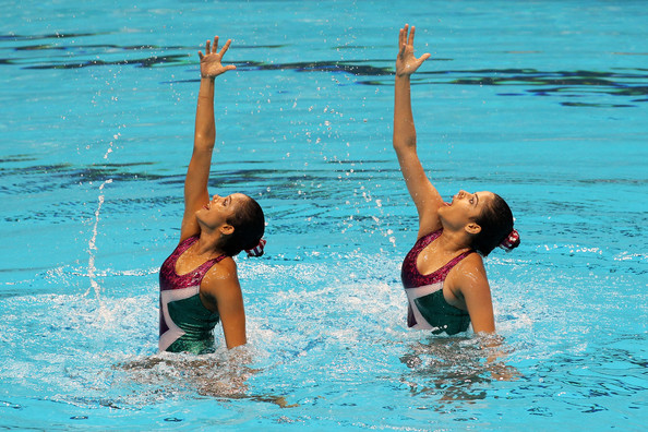 19th Commonwealth Games - Day 4: Synchronised Swimming