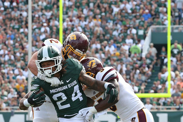 Kavon Frazier Central Michigan v Michigan State