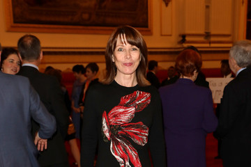 Kay Burley National Youth Theatre Diamond Anniversary Reception At Buckingham Palace Hosted By HRH The Earl Of Wessex