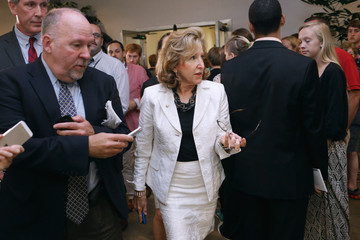 Kay Hagan Officials Brief Senate Armed Services Committee