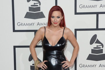 Kaya Jones Arrivals at the Grammy Awards — Part 3